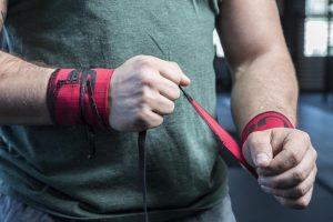 Matériel Crossfit protèges-poignets